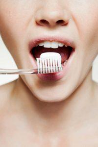 brushing-